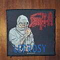 Death - Patch - Death Leprosy patch