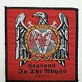 Slayer - Patch - Seasons in the Abyss patch