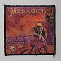 Megadeth - Patch - Peace Sells woven bootleg patch