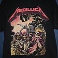 Metallica Four Horsemen shirt