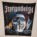 Megadeth - Patch - Killing is my Business Megadeth backpatch