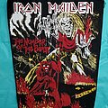 Iron Maiden - Patch - Vintage Iron Maiden Number of the Beast Backpatch