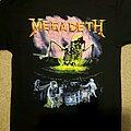 Megadeth - TShirt or Longsleeve - No More Mr. Nice Guy '21 reprint shirt