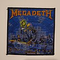 Megadeth - Patch - Modern Rust in Peace patch