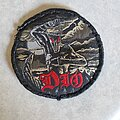 Dio - Patch - Vintage Dio Holy Diver patch