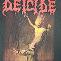 Deicide 2014 In The Minds Of Evil Tour Shirt