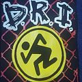 Patch - D.R.I. DIY backpatch