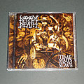 Napalm Death - Time Waits For No Slave CD Tape / Vinyl / CD / Recording etc