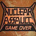 Patch - Nuclear Assault DIY patch