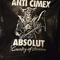 Anti Cimex/Shitlickers Leather Jacket