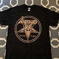 "Venom ""Welcome to Hell"" shirt (Medium)"
