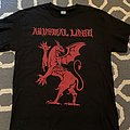 """Abysmal Lord """"Disciples of the Inferno"""" shirt (Medium)"""