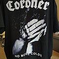 Coroner - No More Colour T-shirt bootleg