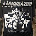 Annihilator King of the Kill bootleg shirt