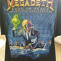 Megadeth Rust in Peace 20th Anniversary