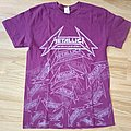 """Metallica  """" Young Metal Attack """"  t - shirt size - M"""