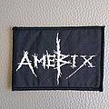 АMEBIX  logo patch