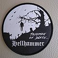 Hellhammer - Triumph Of Death  Patch / round