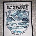 Bathory - Nordland - Woven Patch