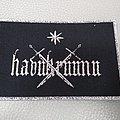 Havukruunu - logo woven patch