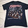 EXODUS - Pleasures Of The Flesh T-shirt  size - M