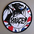 BАDGE  - NWOBHM woven patch