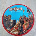 "Bolt Thrower ""The IVth Crusade""  Circular Woven Patch"