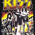 KISS  t-shirt  size - XL