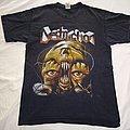 Destruction Trash till death over Europe 2007 Tour T-Shirt size - M