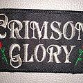 Crimson Glory - patch