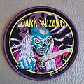 "Dark Wizard - ""Devil's Victim"" Official Woven patch"
