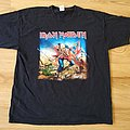 """Iron Maiden """" The Trooper""""  T-shirt  Size - XL"""