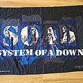 System Of A Down - Other Collectable - System Of A Down 2002 - Textile Poster Flag
