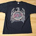 Slayer - Vintage Eagle - T-Shirt size - XL