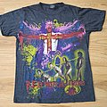 Red Hot Chili Peppers e t-shirt   grey   size - M