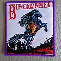 Blackmayne - NWOBHM  Woven Patch