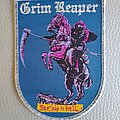 Grim Reaper - Patch - Grim Reaper - See you in Hell    Woven Patch
