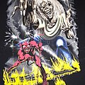"""Iron Maiden  """"The Number of the Beast - 2018 Legacy of the Beast""""  Tour shirt Size - S"""