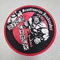Anti Cimex  - Scandinavian Jawbreaker -  Woven patch