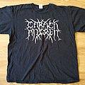 Carach Angren - TShirt or Longsleeve - Carach Angren  logo  t-shirt size - M