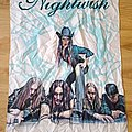 NIGHTWISH 2004 Licensed Textile Poster Flag NUCLEАR BLАST Other Collectable
