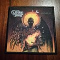 Cloven Hoof woven patch (Who Mourns for the Morning Star?)