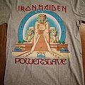 Iron Maiden Powerslave tshirt