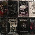 Black Metal Tapes