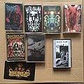 Regurgitate - Tape / Vinyl / CD / Recording etc - Grindcore/Black Metal tapes