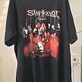 Slipknot 1999 on a Blue Grape tag TShirt or Longsleeve