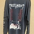 Testament - TShirt or Longsleeve - Testament - demonic tour shirt