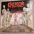 Kreator - Tape / Vinyl / CD / Recording etc - Kreator - Terrible Certainty -vinyl