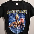Iron Maiden - TShirt or Longsleeve - Iron Maiden - Maiden England 2013 - tour shirt