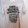 Finnish Death Metal Maniacs Fest - shirt